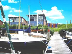 Ferienwohnung Hafenhaus Jasmijn