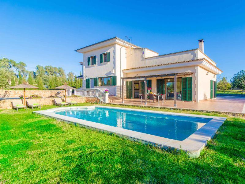 Villa Na Bubota Camí Son Lluc