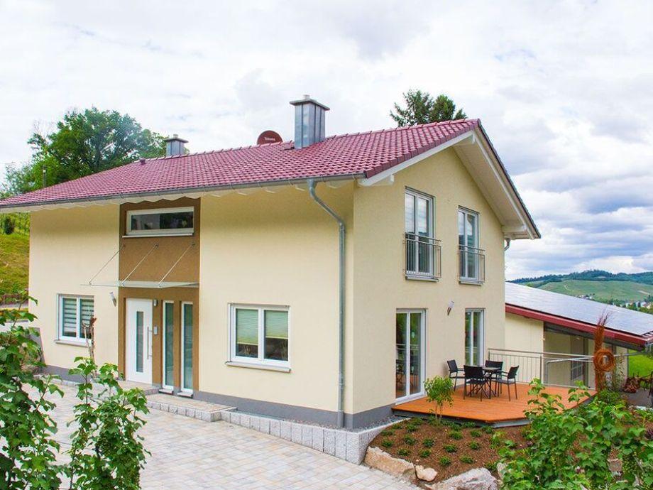 Ferienhaus mit Freisitz