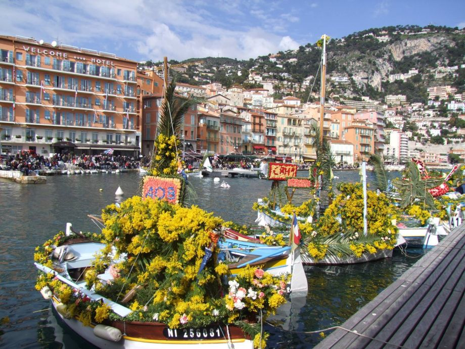 Ferienwohnung dina palace villefranche sur mer - Port de la darse villefranche sur mer ...