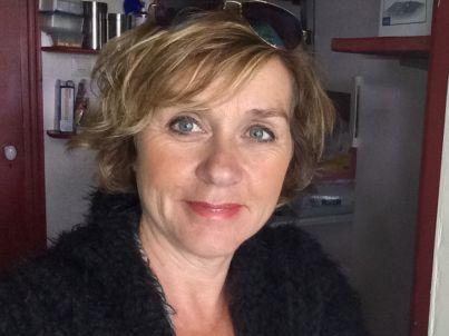 Your host Pauline van Hoek