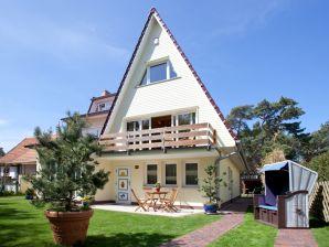 Ferienhaus Das DÜNENHAUS