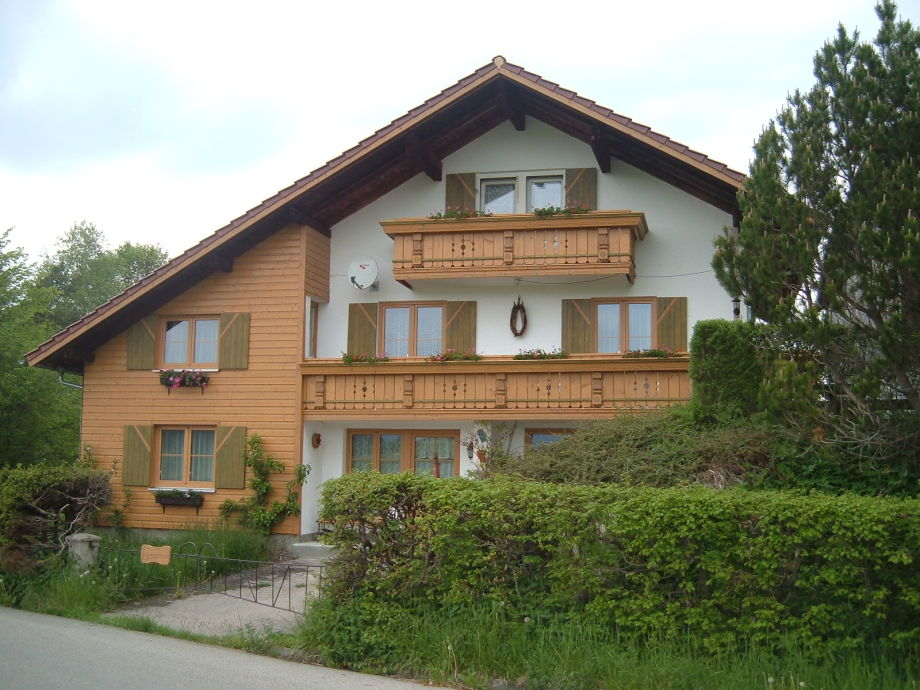 Gästehaus - Südseite