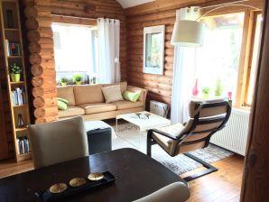 Ferienhaus Finnisches Blockhaus