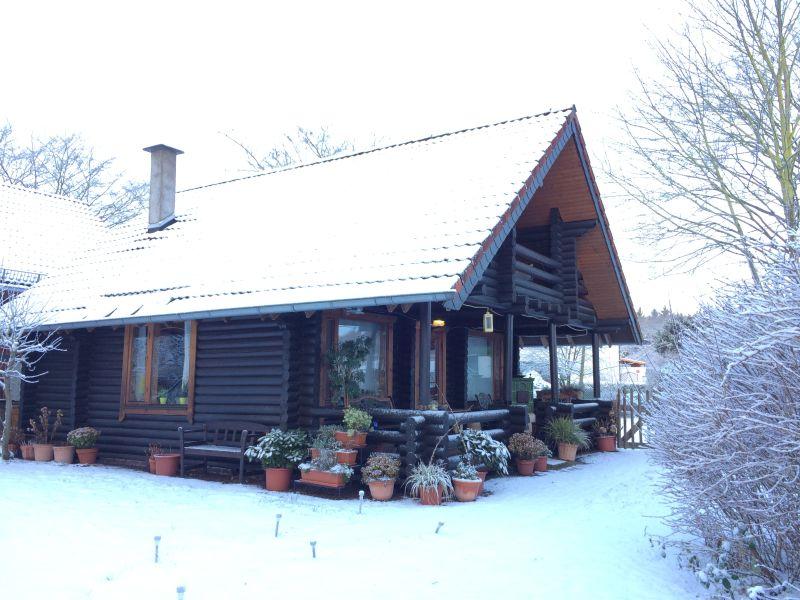 Holiday house Finnisches Blockhaus