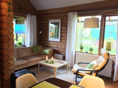 Eifel-Lounge Blockhaus
