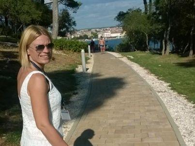 Your host Vanessa Đurđević