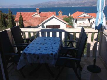 Ferienwohnung Lena auf Insel Brač