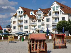 Ferienwohnung Strandhotel 35