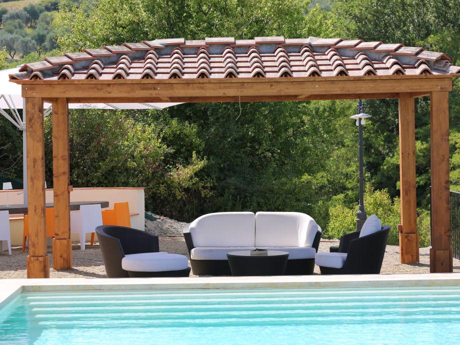 Ferienhaus la miracchina toskana pisa umgebung herr - Wasser am fenster ...