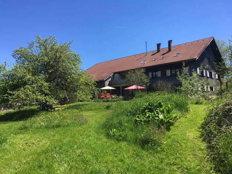 Ferienwohnung im Landhaus Waxenegg³