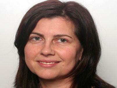 Your host Sandra Skare