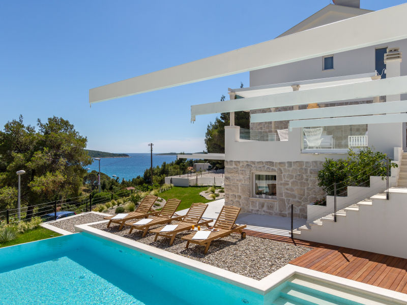 Villa Seaside Blue
