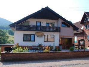 Ferienwohnung Gästehaus Burkhard