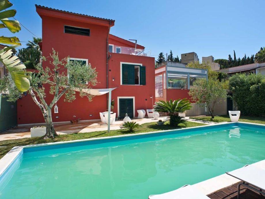 Außenaufnahme Casa di Milly