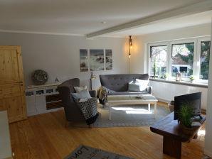 Ferienwohnung FW Treibgut - Haus Meer-Zeit - FWKN
