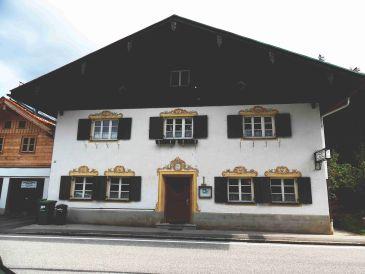 """Ferienhaus """"Alte Grenzstation Vorderriß"""""""