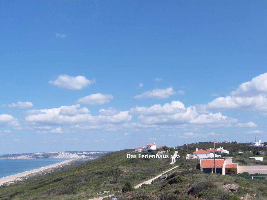 Blick auf Casa Atlantico