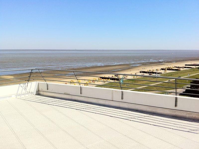 Ferienwohnung Penthouse Duhner Strand
