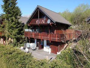 Chalet Balcon Petite Suisse