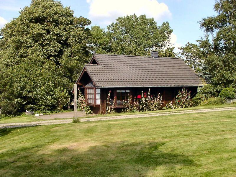 Original finnisches Ferienhaus