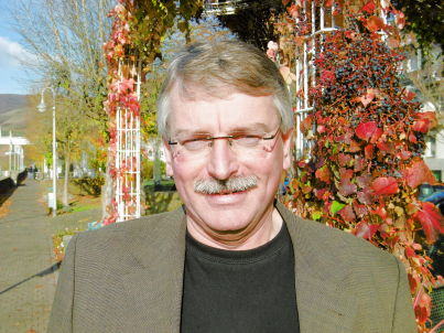Ihr Gastgeber Martin Kömmling