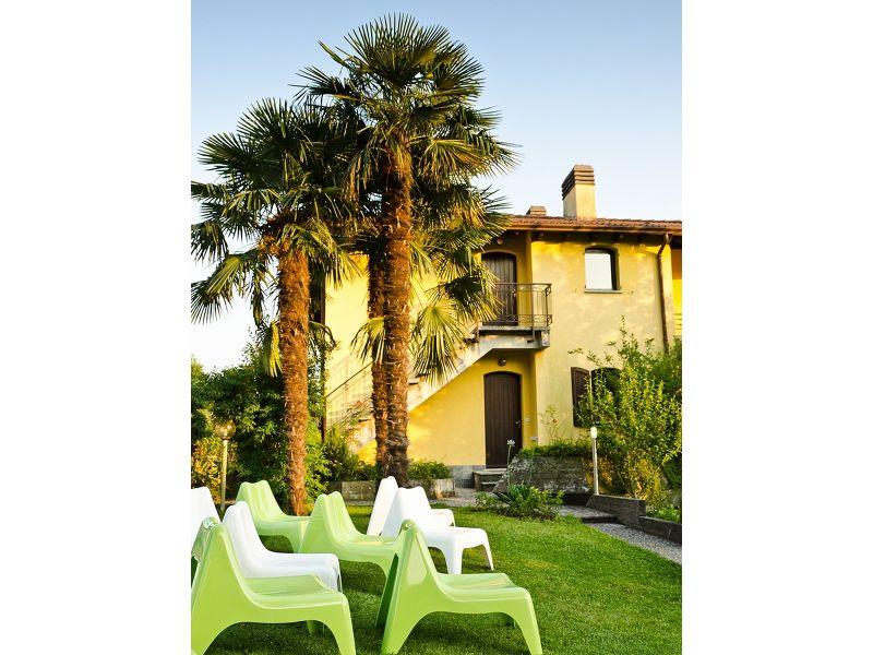 Ferienwohnung Casa Sabina - App B/C Lagocamp