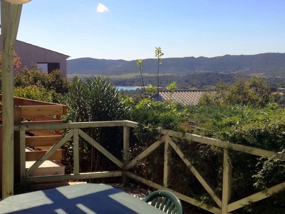 Terrace little Seaview (Springtime)