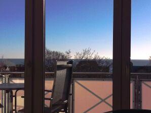 Ferienwohnung Störtebeker - mit Ostseeblick