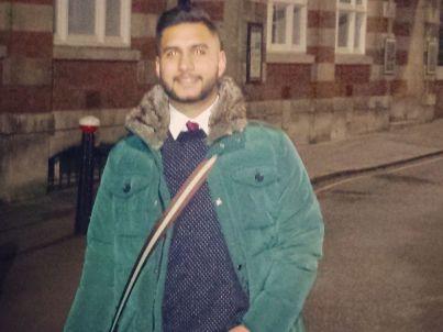 Your host Musharaf M.Khan