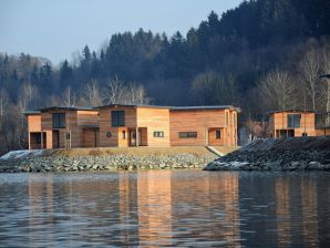 Chalet Blockhütte im Fisch Paradies XL