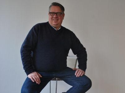 Ihr Gastgeber Hans Peter WEBER