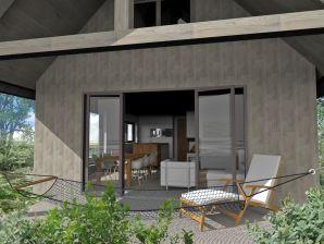 Ferienwohnung Veranda Dünenhaus