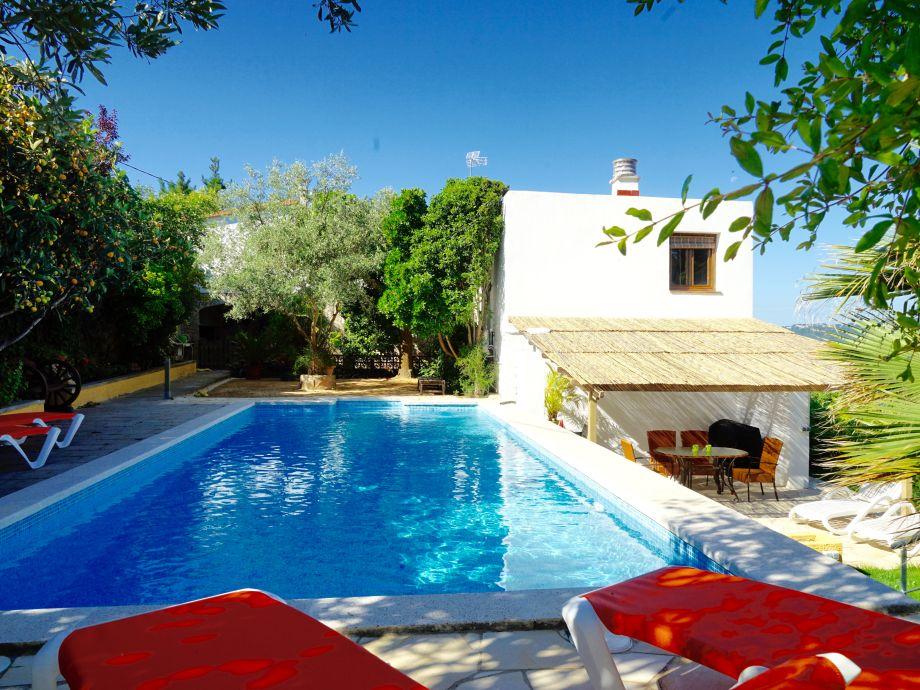 Ferienhaus Casa Mariposa, großer Pool (11,5 x 4,5 m)