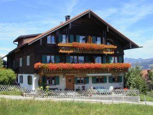 Ferienwohnung 3 Landhaus Bader