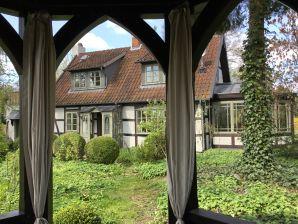 Ferienhaus Cottage in der Heide