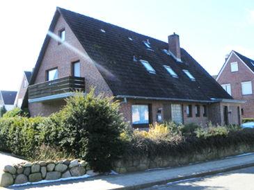 """Ferienwohnung """"Gorch-Fock-Weg 16"""", Gästehaus Lorenzen"""