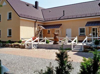Der Eulenhof Haus Schneeeule EG