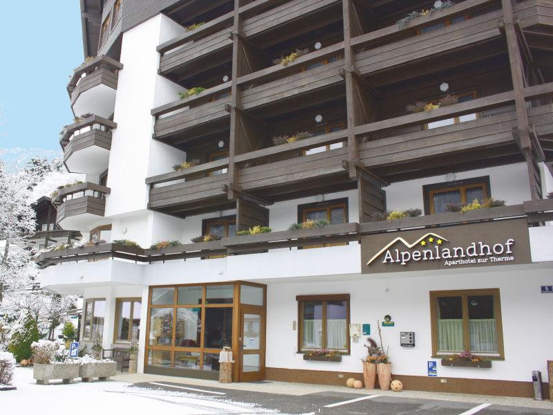 Ferienwohnung Alpenlandhof