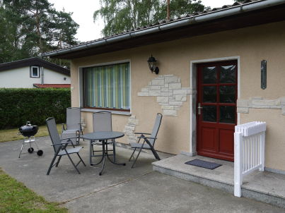 bzw. Bungalow am Plauer See