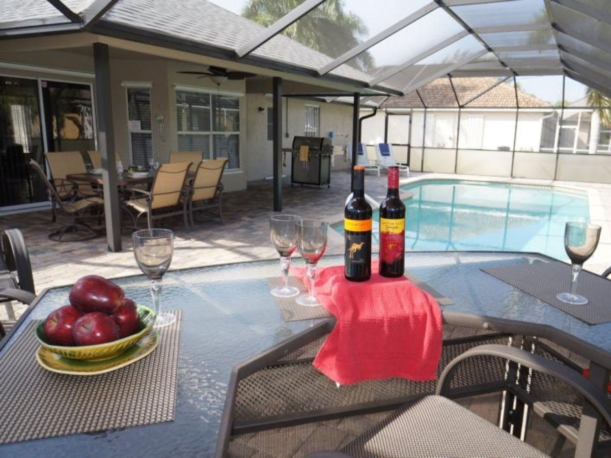 Villa Cabana Del Sol, Cape Coral, Florida - Firma MHB Property ...