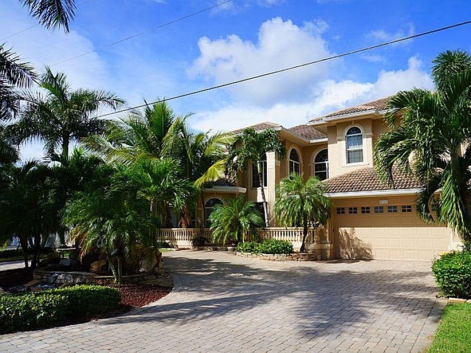 Außenaufnahme Palm Villa