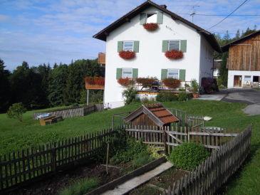 Ferienwohnung Bergblick - Bergbauernhof Echtler