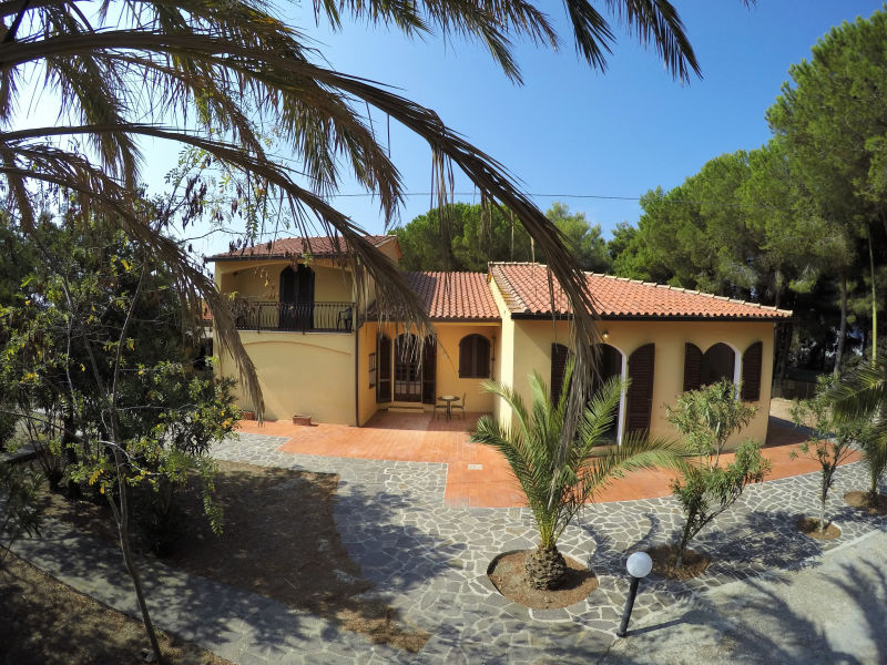 Ferienwohnung Villa Artistica 3
