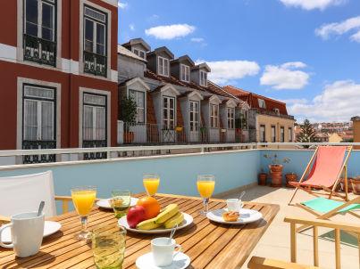 Ap2 - Principe Real Terrace Inn