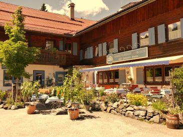 Ferienwohnung Nagelfluhhaus Hirsch