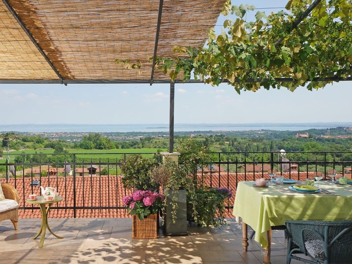 Holiday apartment Terrazze sul Garda, Lake Garda - Firma Garda FeWo ...