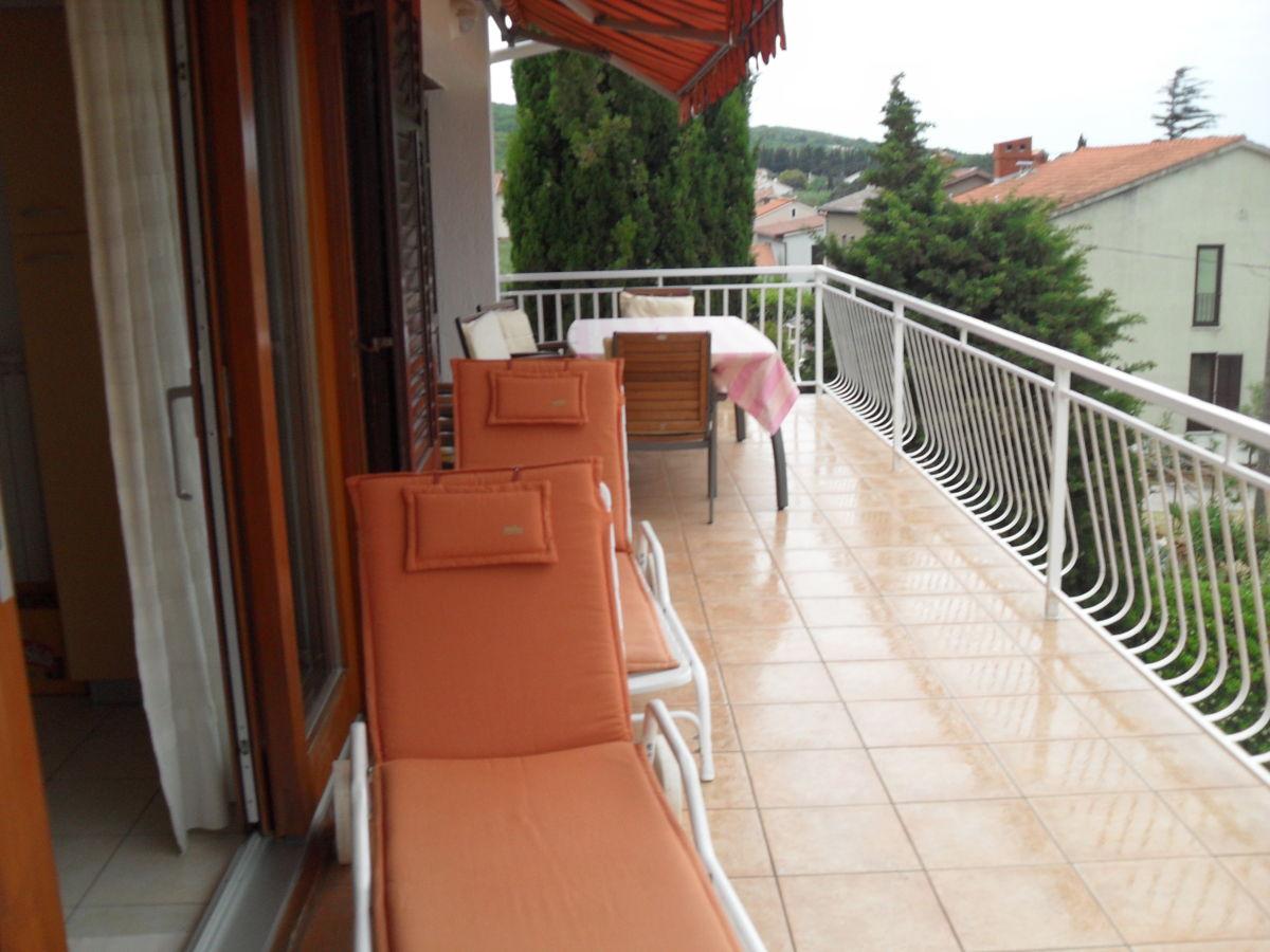 ferienwohnung casa croatia 1 kvarner bucht insel krk punat herr peter karabaic. Black Bedroom Furniture Sets. Home Design Ideas