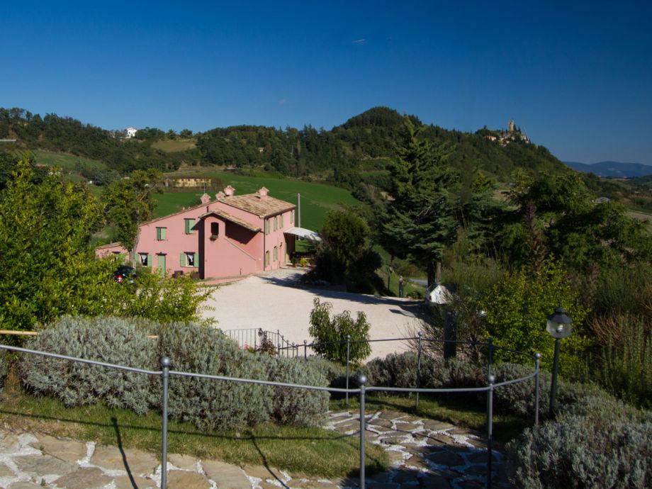 Agriturismo San Giuseppe and Landscape