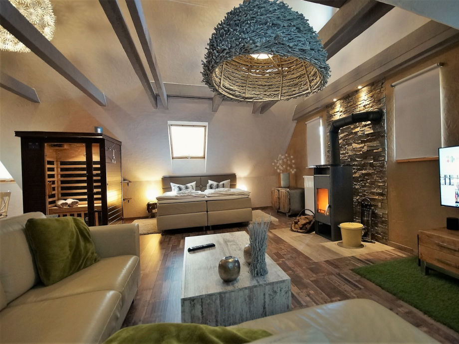 Old Chalet Suite